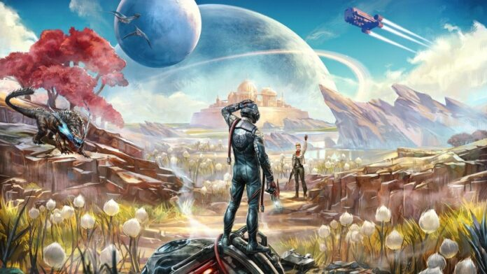 The Outer Worlds вышла на консоли Nintendo Switch